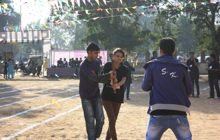 Sports event for special children, Vadodara, Shaurya, Friends Society