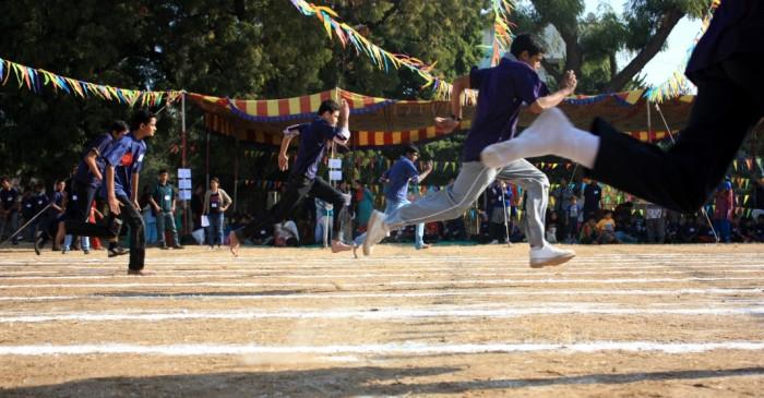 Shaurya, Sports event for special children, Friends Society, Vadodara