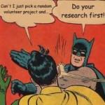 Batman_Responsible Volunteering
