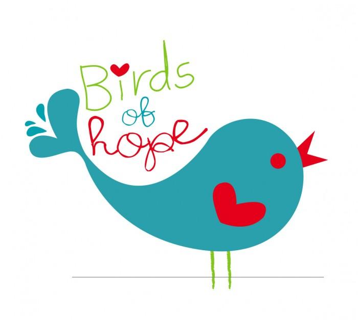 Birds of Hope official logo