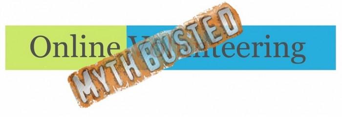 Online Volunteering, myth busted