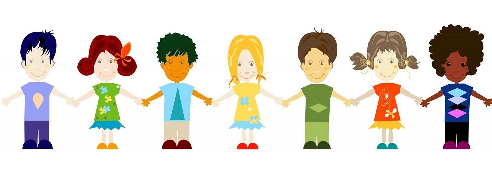 kids holding hands - volunteering - Volunteer Weekly
