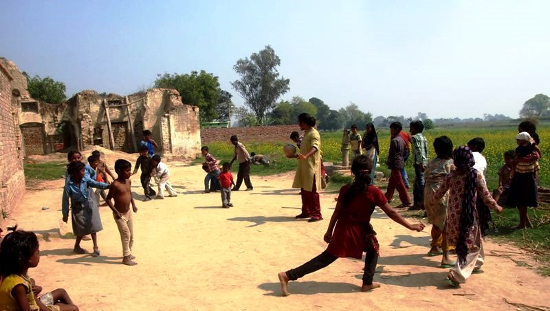 GratiTUBE, sports for development, Project KHEL, the power of sports, sports for youth development
