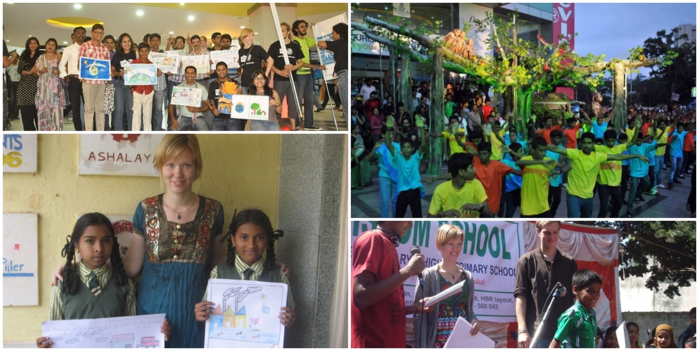 volunteering in India, Hanna Meiners, Volunteer Abroad, voluntourism, We-KIT