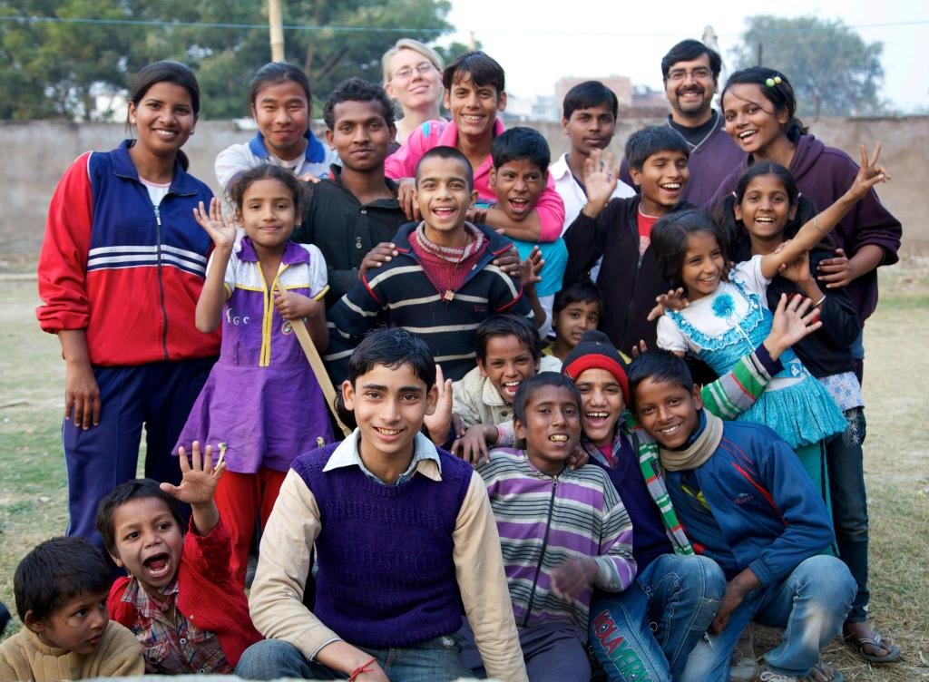Project KHEL lucknow, sports for development, volunteer in India, youth development, sports non-profits