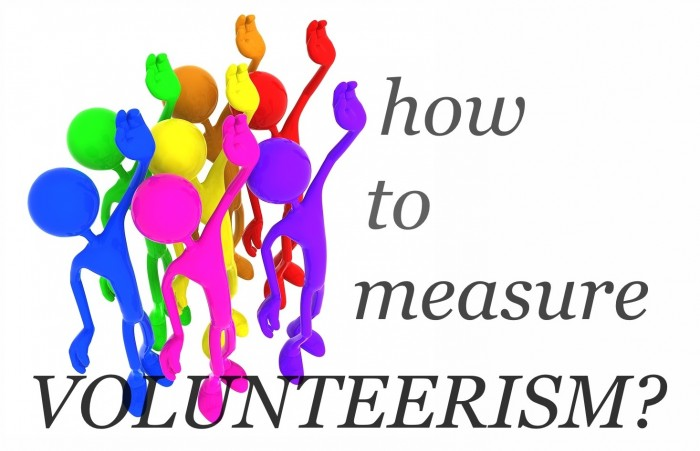 measuring volunteering, measuring volunteerism, how to measure the impact of volunteers