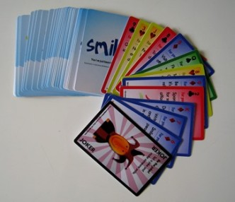SMILE deck, SMILE cards, random acts of kindness, pay it forward, little acts of kindness