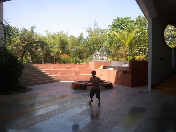 Manav Sadhna, Krishna, story of the heart, moved by love