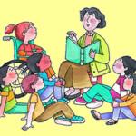 storytelling for change, storytelling for children, volunteer as a storyteller