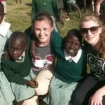 Arriel Tucker, Volunteer travel, volunteer experience, voluntourism, volunteer in Kenya,
