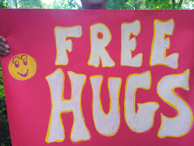 Free Hugs Campaign - Vadodara (2)