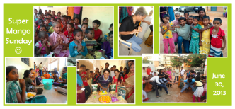 Volunteer experience, iVolunteer, Mango season, volunteering with children