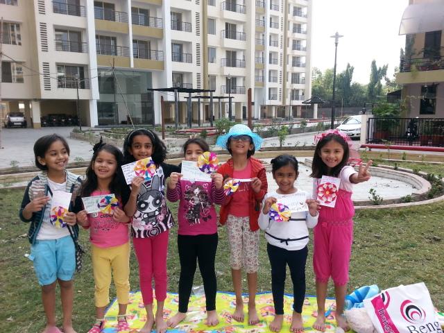 art with heart with children, origami activities with children, volunteering with kids