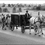 Volunteers plan an elaborate funeral