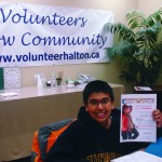 harnoor gill, Canada, child volunteer, no age limit for volunteering, volunteering knows no age limit, #noage4volunteering, Peace Welcome Club