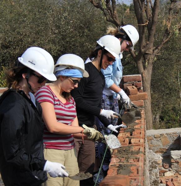 Kristy Moore, Hand up Australia, voluntourism, volunter abroad, International Volunteering, International Volunteer Program