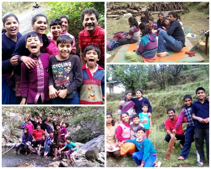 Volunteer in Uttarakhand, Volunteer at SNC