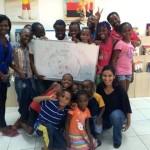 volunteering in Angola, Volunteering in Luanda, Volunteering with children, curiosity club for children