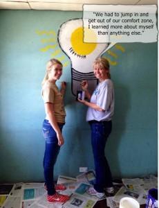 Volunteering in Costa Rica, Volunteer travel, Danica Hubbard, Naperville Sun