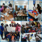 art with heart, volunteering and comfort zone, volunteering helps to find comfort zone in a new place, volunteering in Angola, volunteering in Luanda