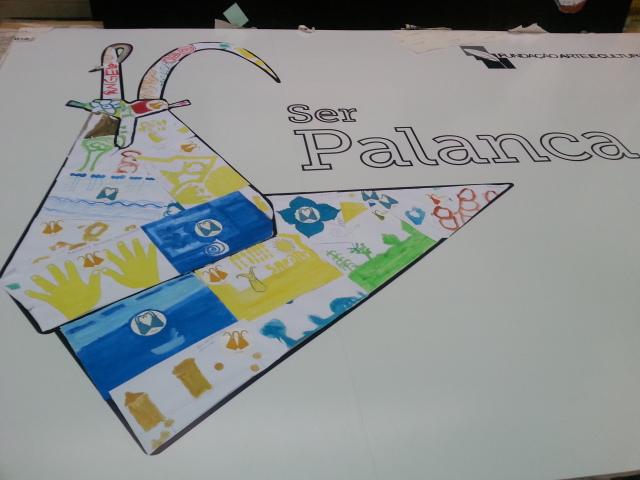 Being Palanca, see palanca, teaching values to children, volunteering with children, volunteering in Luanda, Volunteering in Angola