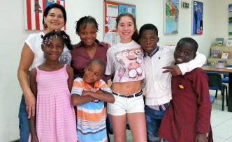 Fundacao arte e Cultura, Volunteering in Luanda, Volunteering in Angola, International Volunteering, volunteering together with family