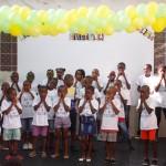 Volunteering for children day celebration – 1