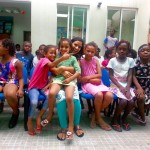 volunteering in Angola, Volunteering in Luanda, Fundacao arte e cultura, working with children in luanda