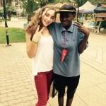Volunteering in Angola – creating new friendships