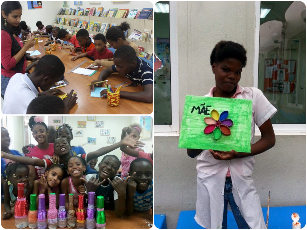 volunteering in luanda, volunteering in Angola, working with children, volunteering with children