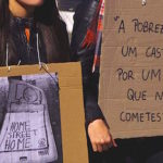 volunteer experience, raising awareness for the homeless