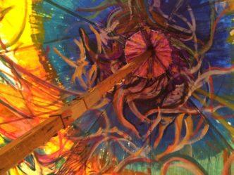 volunteer experience, art with heart