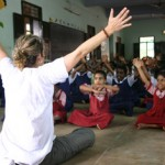 Teach children -Volunteer-projects-abroad-org