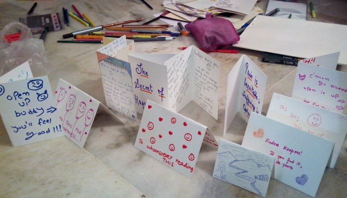 letters to strangers, dear stranger, reaching out to stranger, act of kindness, random acts of kindness, little acts of kindness
