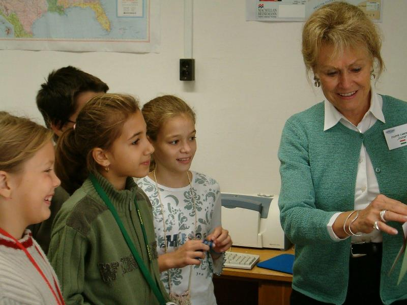 Teach English To Eager Students in Greece