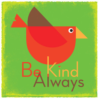 be kind always, kindness challenge, random acts of kindness