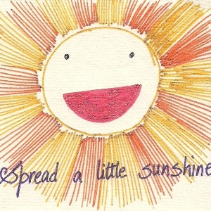 Smile ... spread a little sunshine