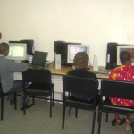 Training underway at the Kenya School for the Blind