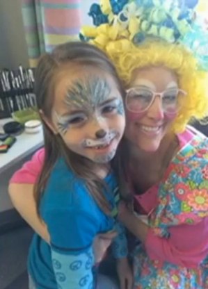 volunteer motivation, volunteer from the heart, pcflv, paediatric cancer foundation, medical clowns